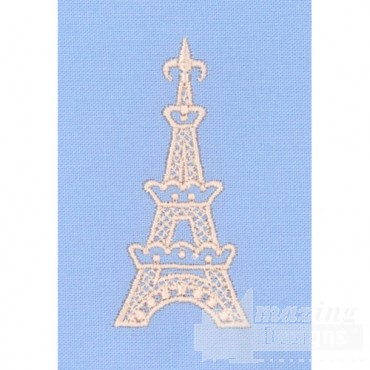 Motif Eiffel Tower