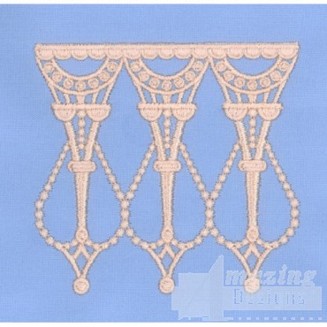 Freestanding Yardage Lace 2