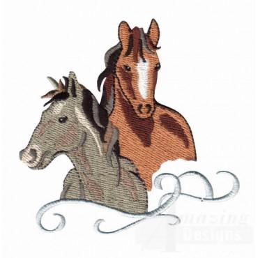 Horse Head 3