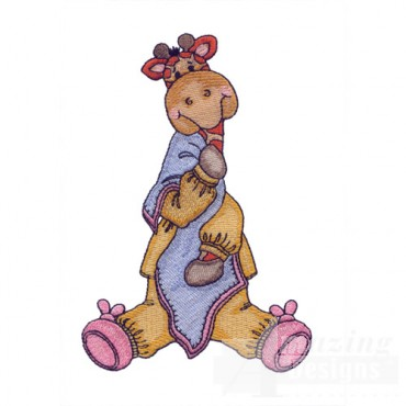 Gertrude In Pajamas