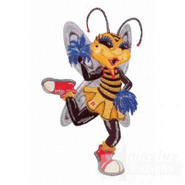 Bug Cheerleader