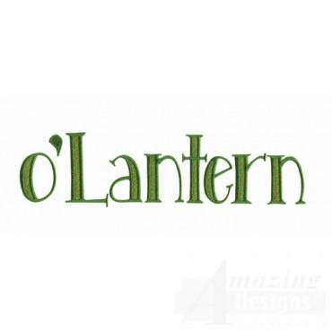 O'lantern Text