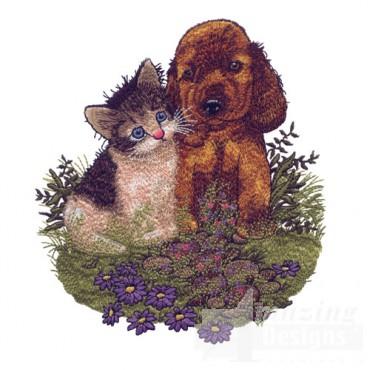 Puppy And Kitten 2