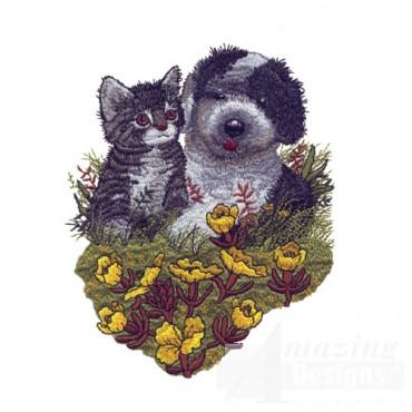 Puppy And Kitten 3