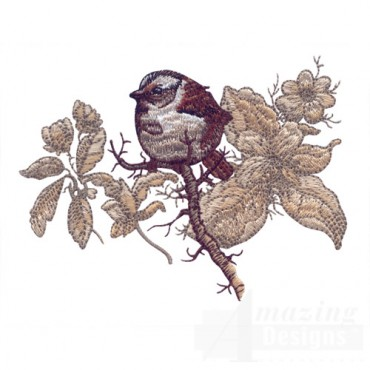 Perched Bird 1