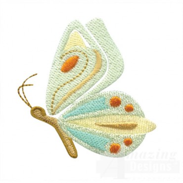 Multi-Colored Butterfly 2