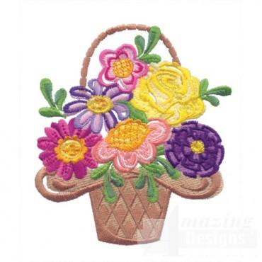 Blooming Basket 3