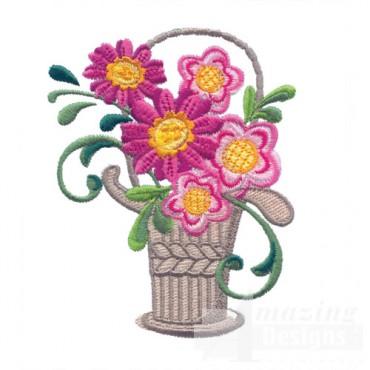 Blooming Basket 5