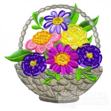 Blooming Basket 7