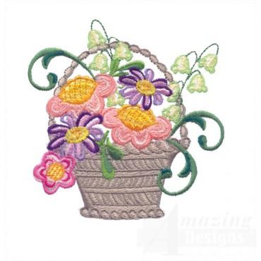 Blooming Basket 8