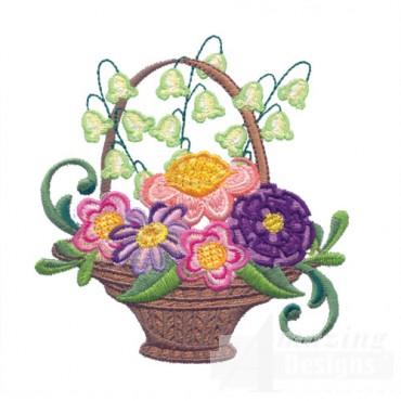 Blooming Basket 9