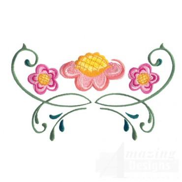 Blooming Basket 34
