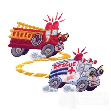 Emergency Trucks