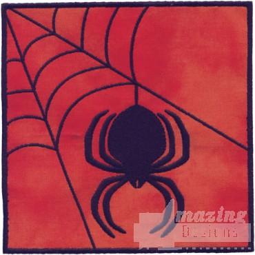 Black Widow Applique