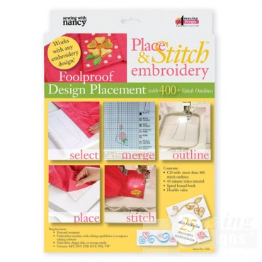 Place & Stitch Embroidery