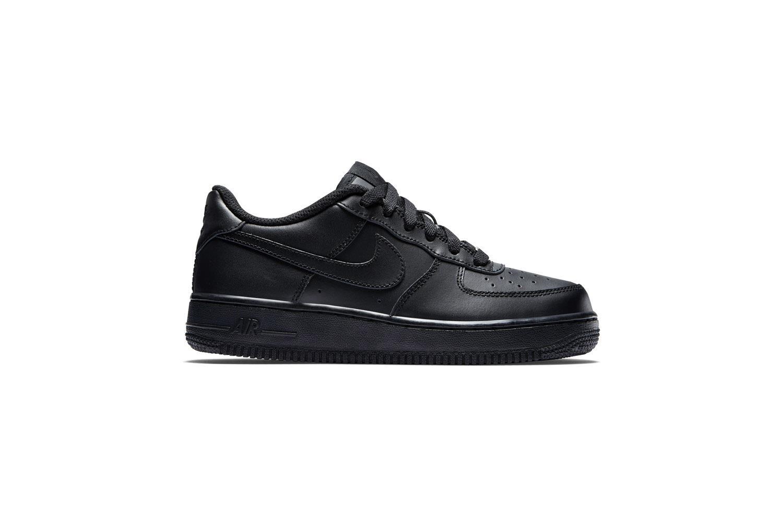 Nike Air Force 1 Nere GS Ragazzo
