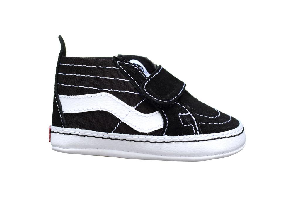 Uomo Vans Slip On Pro black white checkerboard | Scarpe da skate ⋆ Seriously Social