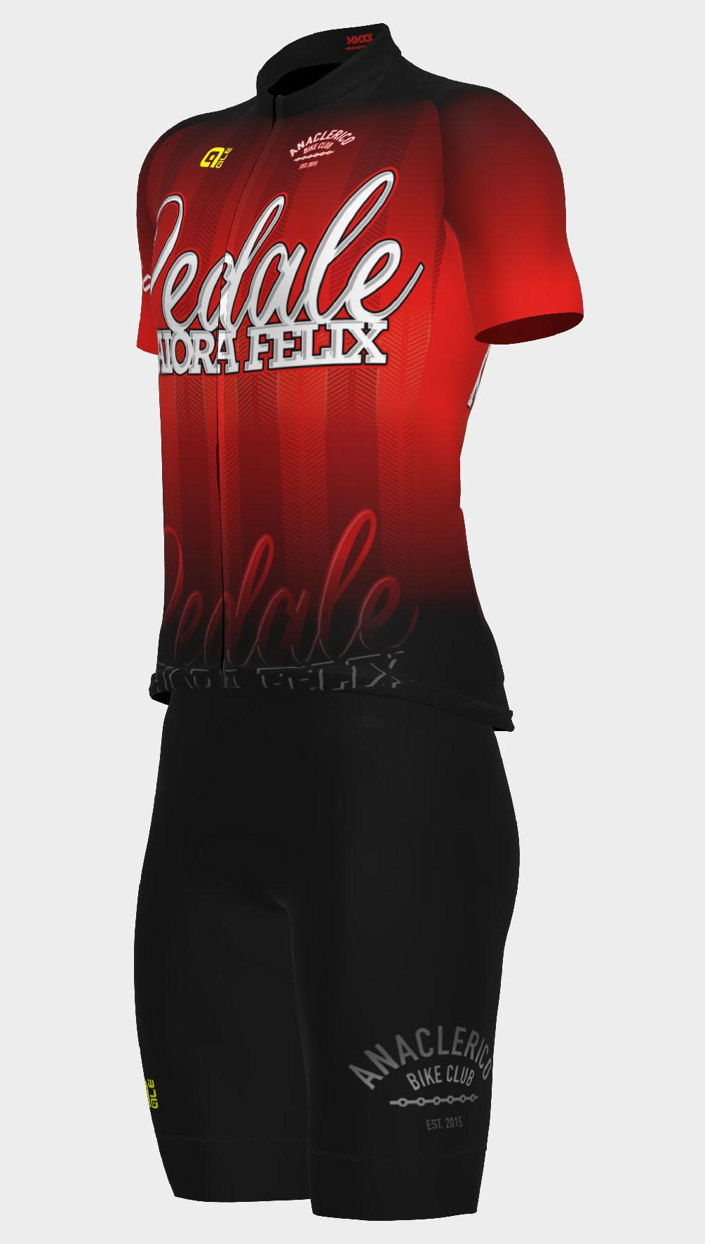 Completo da Ciclismo ABC Pedale Maiora Felix Ale