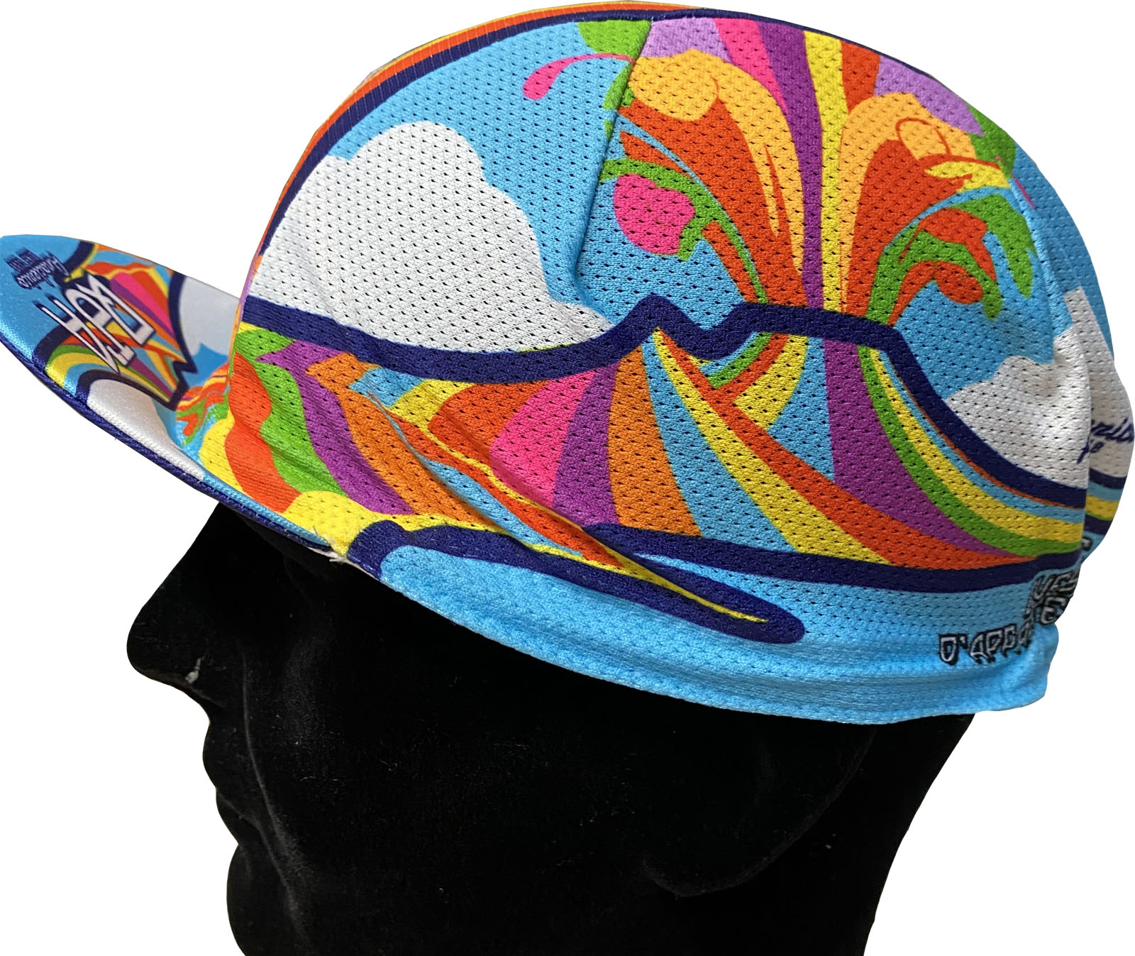 Cycling Cap ABC Anaclerico Sports QUESTIONE D