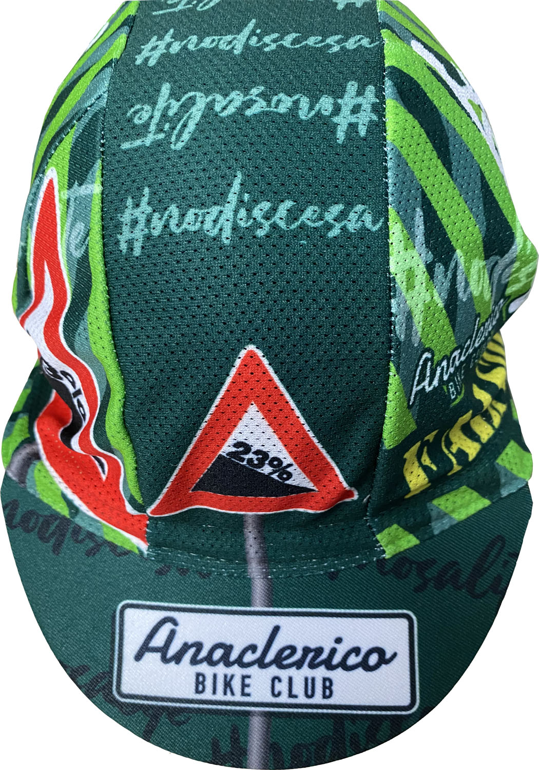 Cycling Cap ABC Anaclerico Sports SOLO FALSOPIANI ABC ANACLERICO SPORT BYKE CLUB | 270000046 | SOLOFALSOPIANI-