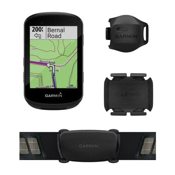 Garmin Edge 530 Bundle con Sensori GARMIN   270000034   010-02060-11-