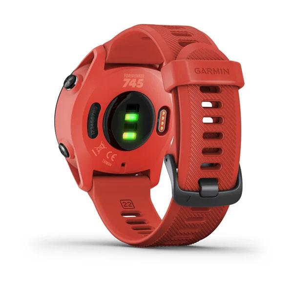 Garmin Forerunner 745 Flame Red GARMIN   270000069   010-02445-12-