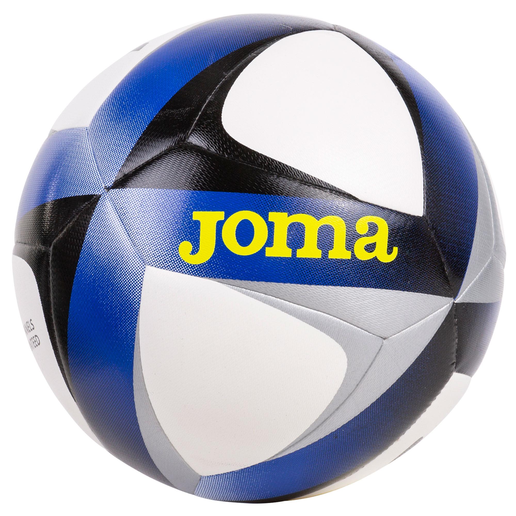 Pallone Joma Victory Sala Hybrid Soccer JOMA   634316593   400448.207SILVERBLU