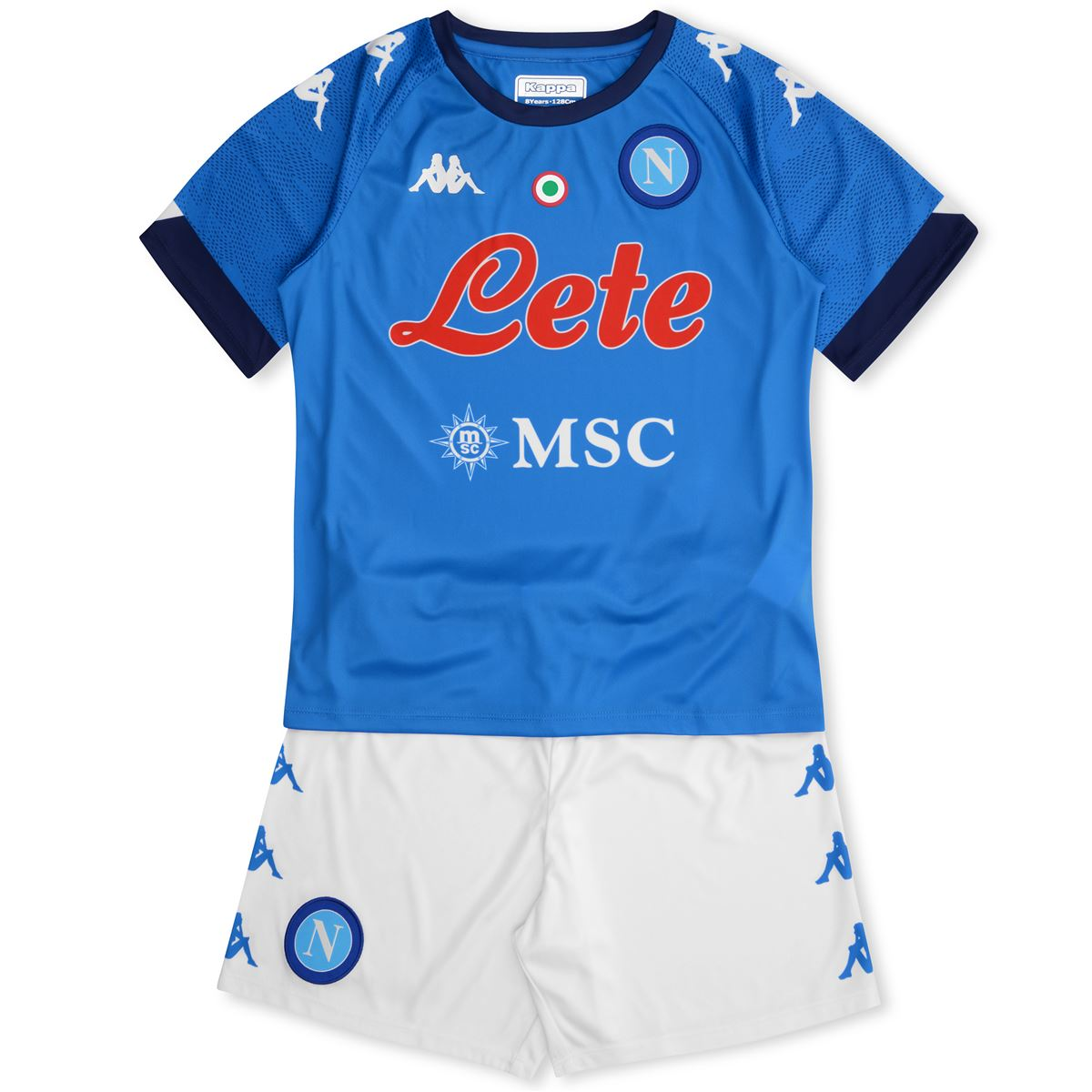 Completo da bambino/ragazzo Napoli 2020/2021 Kappa KAPPA | 270000021 | 311299WA21