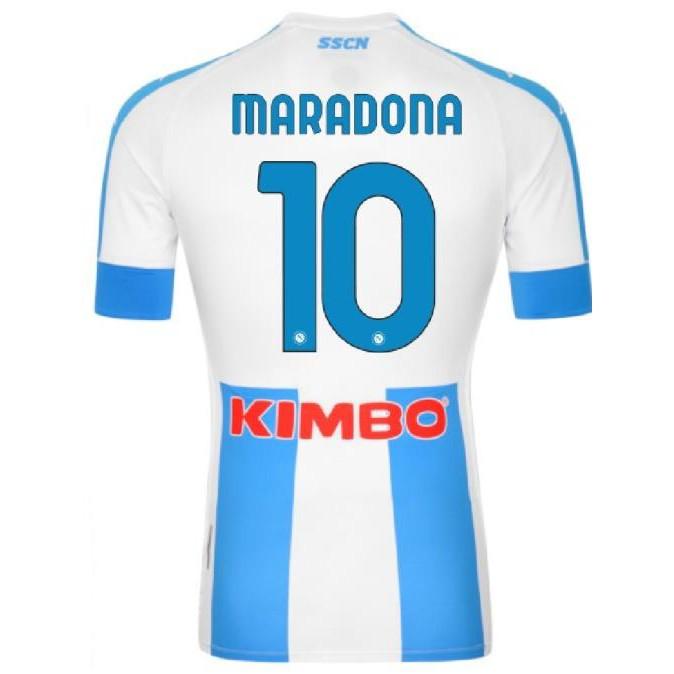 Maglia Maradona Napoli 2020/21 Kappa