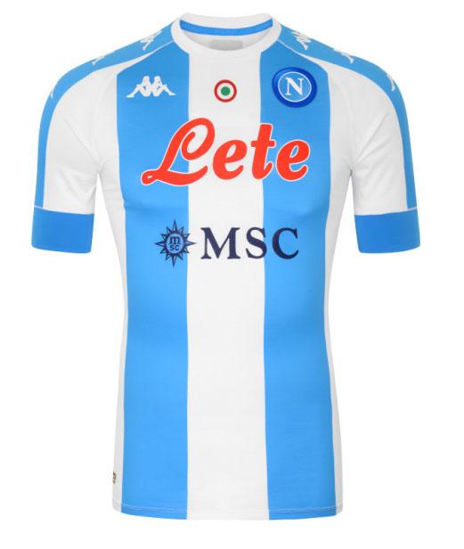 Maglia Maradona Napoli 2020/21 Kappa KAPPA   270000021   3119ZCWA05MARADONA