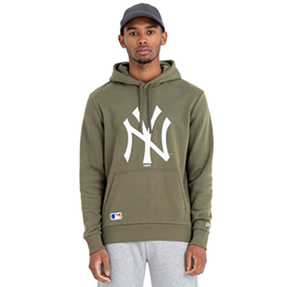 Felpa con cappuccio New Era New York Yankees NEW ERA | 92 | 11863698NOV