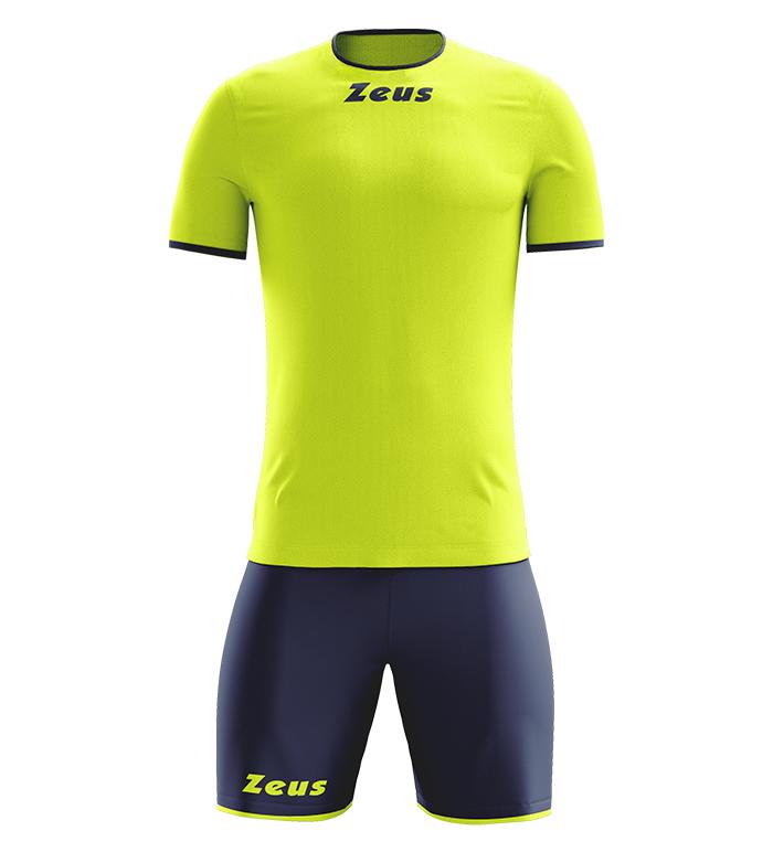 Completo da calcio Zeus Sticker ZEUS | 114 | STICKERFL/BL