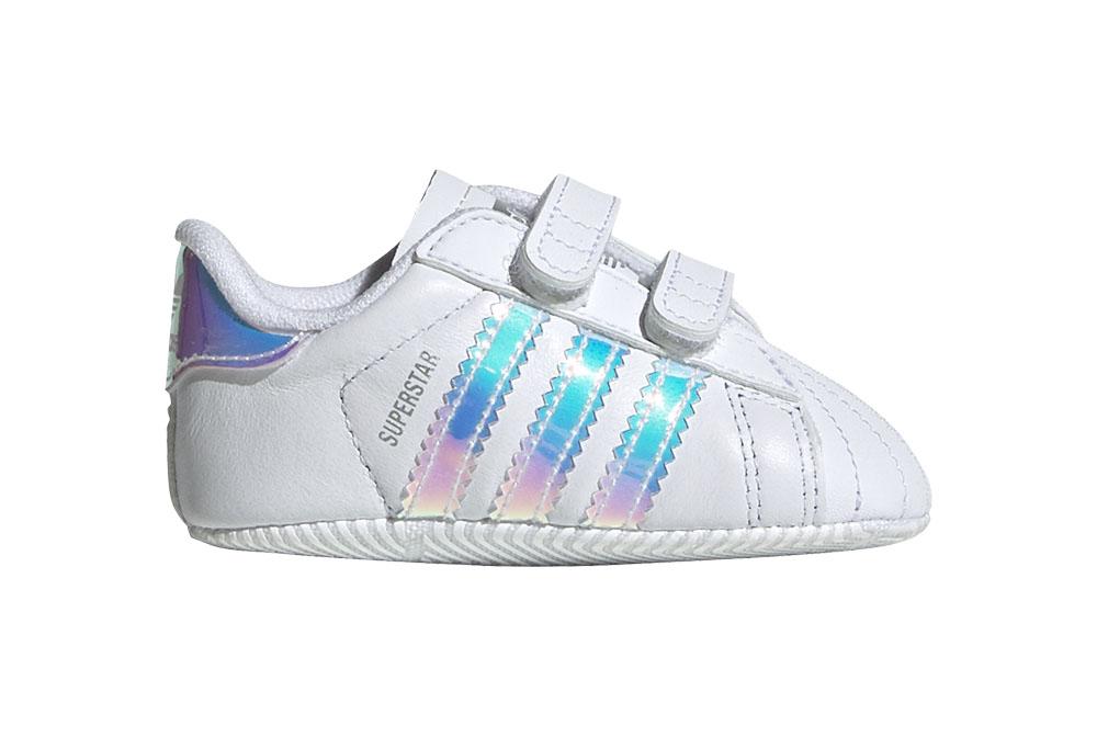 Adidas Superstar Crib ADIDAS ORIGINALS   270000062   BD8000-