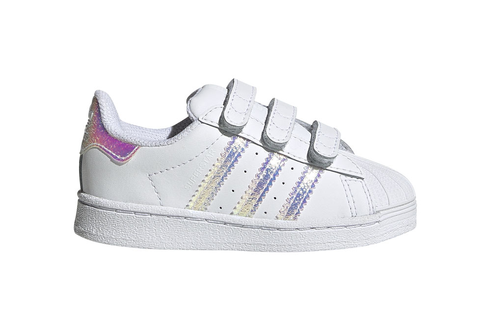 Adidas Superstar Bimbe Piccole ADIDAS ORIGINALS   270000016   FV3657-