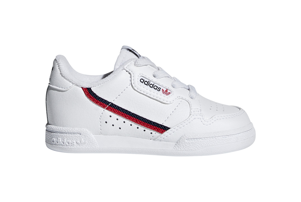Adidas Continental 80 Bimbi Piccoli ADIDAS ORIGINALS   270000016   G28218-