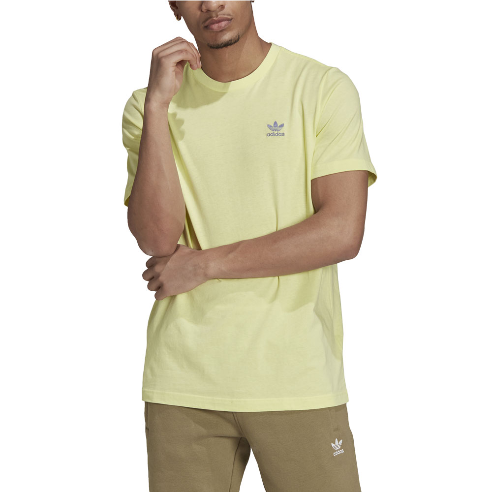 T-Shirt Adidas Loungewear Adicolor Essentials Trefoil ADIDAS ORIGINALS | -89515098 | H34630-