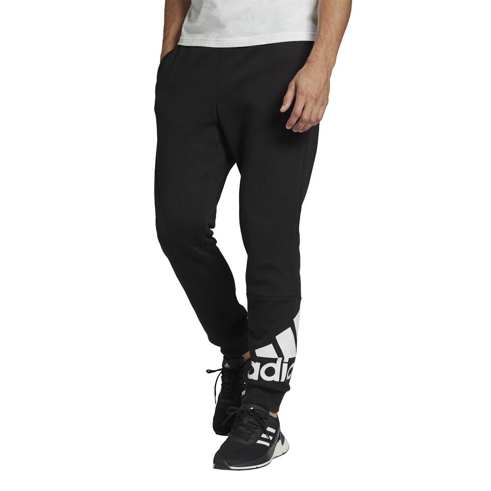 Pantaloni Essentials Fleece Tapered Cuff Logo ADIDAS PERFORMANCE   115   GK8966-