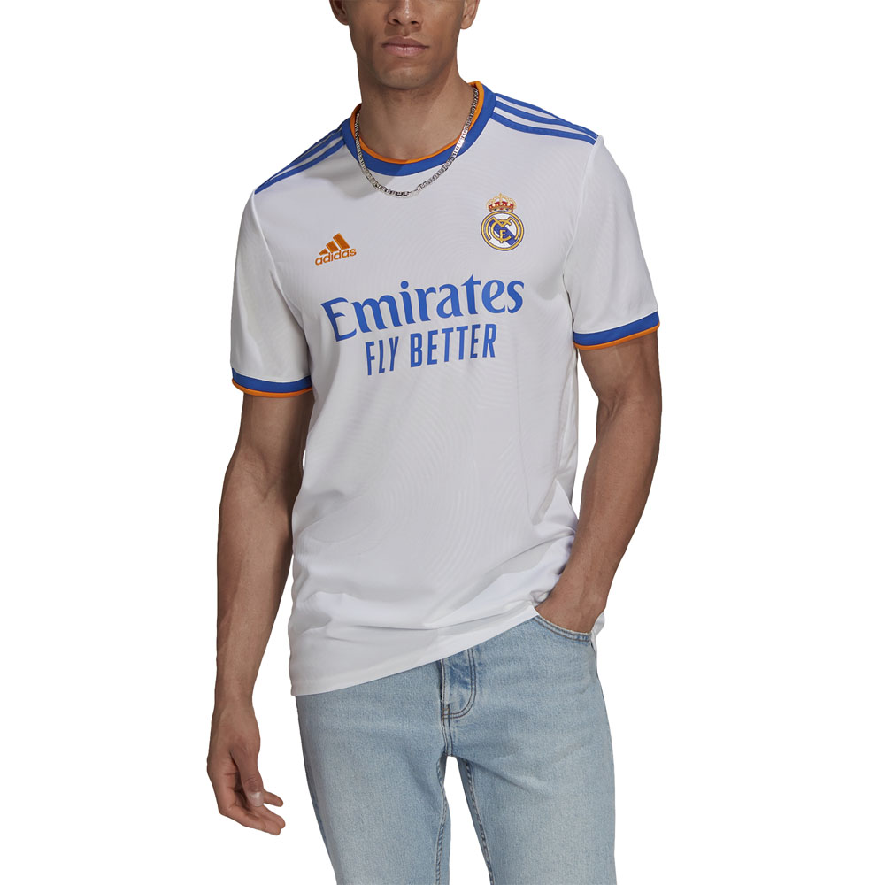 Maglia Real Madrid 2021/22 Adidas ADIDAS PERFORMANCE   270000021   GQ1359-