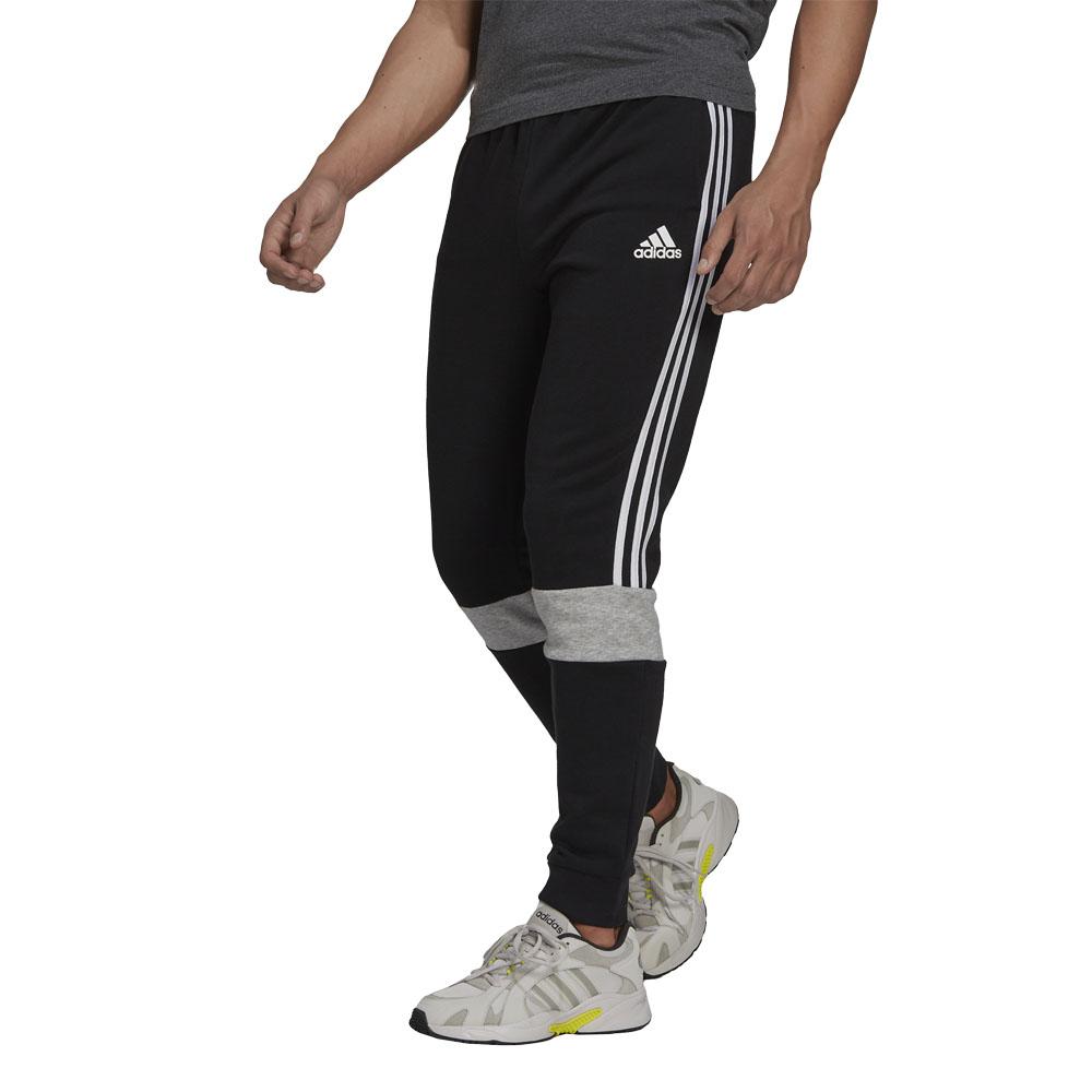 Pantaloni Essentials Fleece Colorblock ADIDAS PERFORMANCE   115   GV5245-