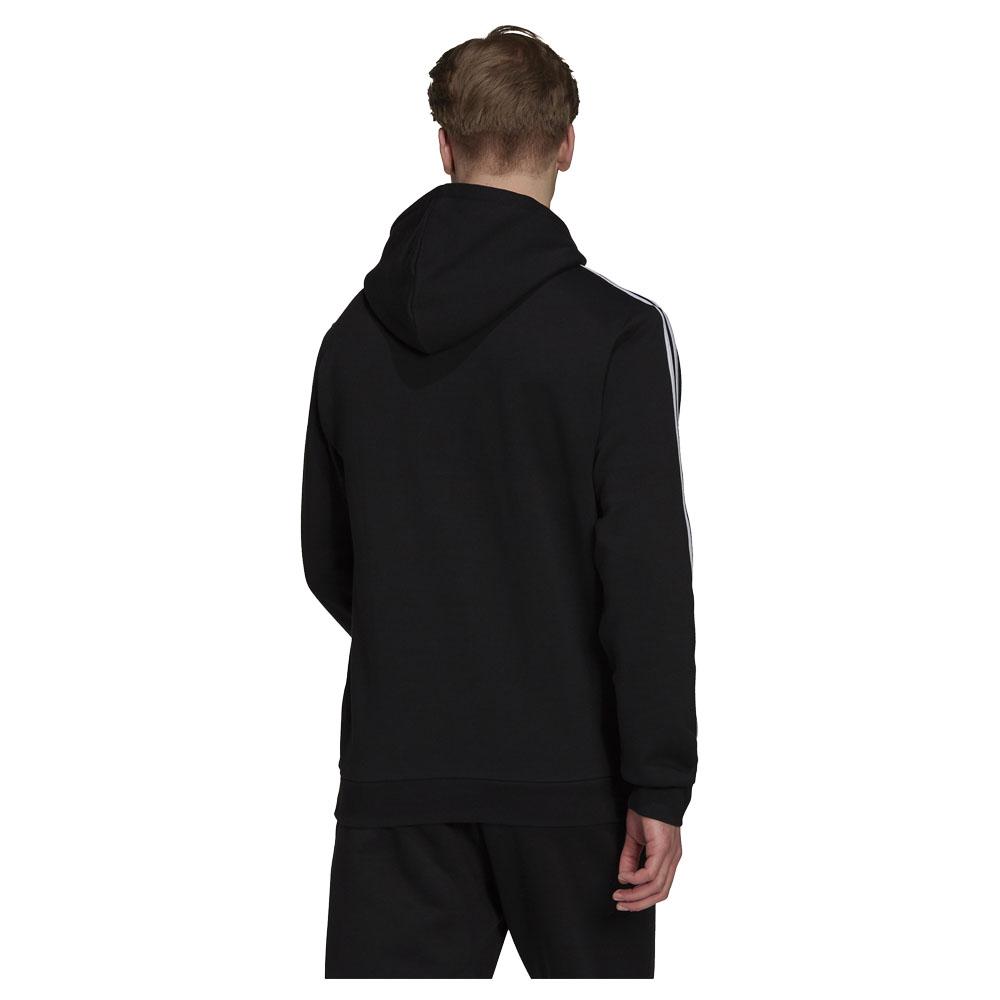 Felpa con cappuccio Essentials Fleece 3-Stripes Logo ADIDAS PERFORMANCE | 92 | H14641-