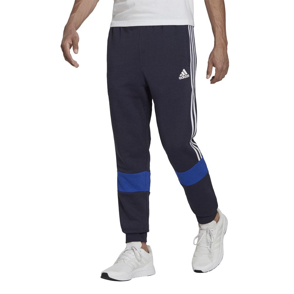 Pantaloni Essentials Fleece Colorblock ADIDAS PERFORMANCE   115   H64178-