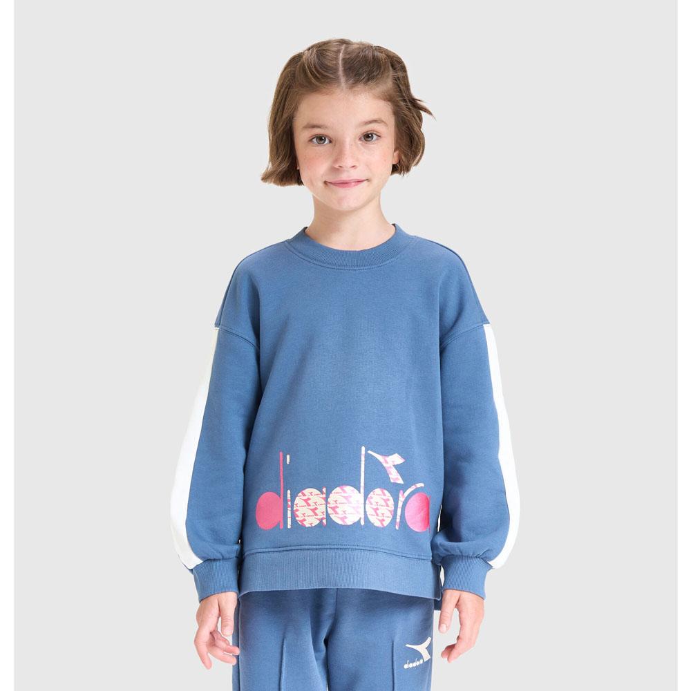 Felpa bambina/ragazza Diadora Crew Twinkle DIADORA T3   92   17781560071