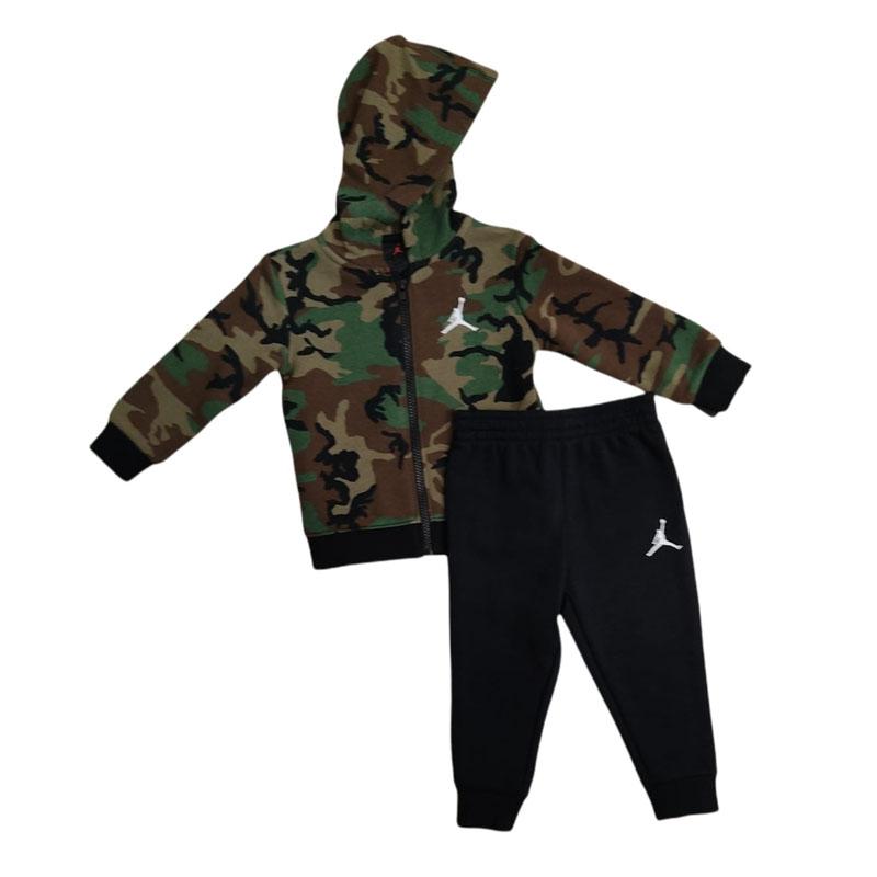 Tuta da neonato Jordan Essential Camo JORDAN | 270000019 | 65A833E4F