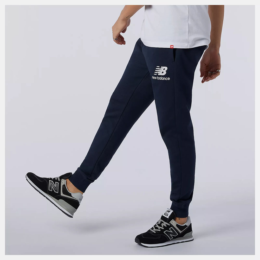 Pantaloni New Balance Essential Stack Logo Slim Sweatpants NEW BALANCE | 115 | MP11507ECL