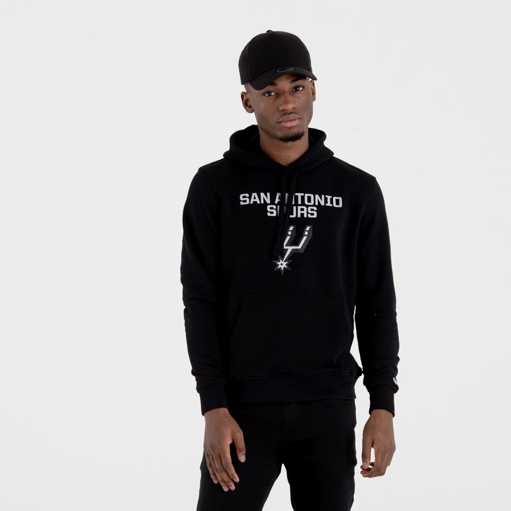 Felpa San Antonio Spurs New Era NEW ERA   92   11546162SASBLK