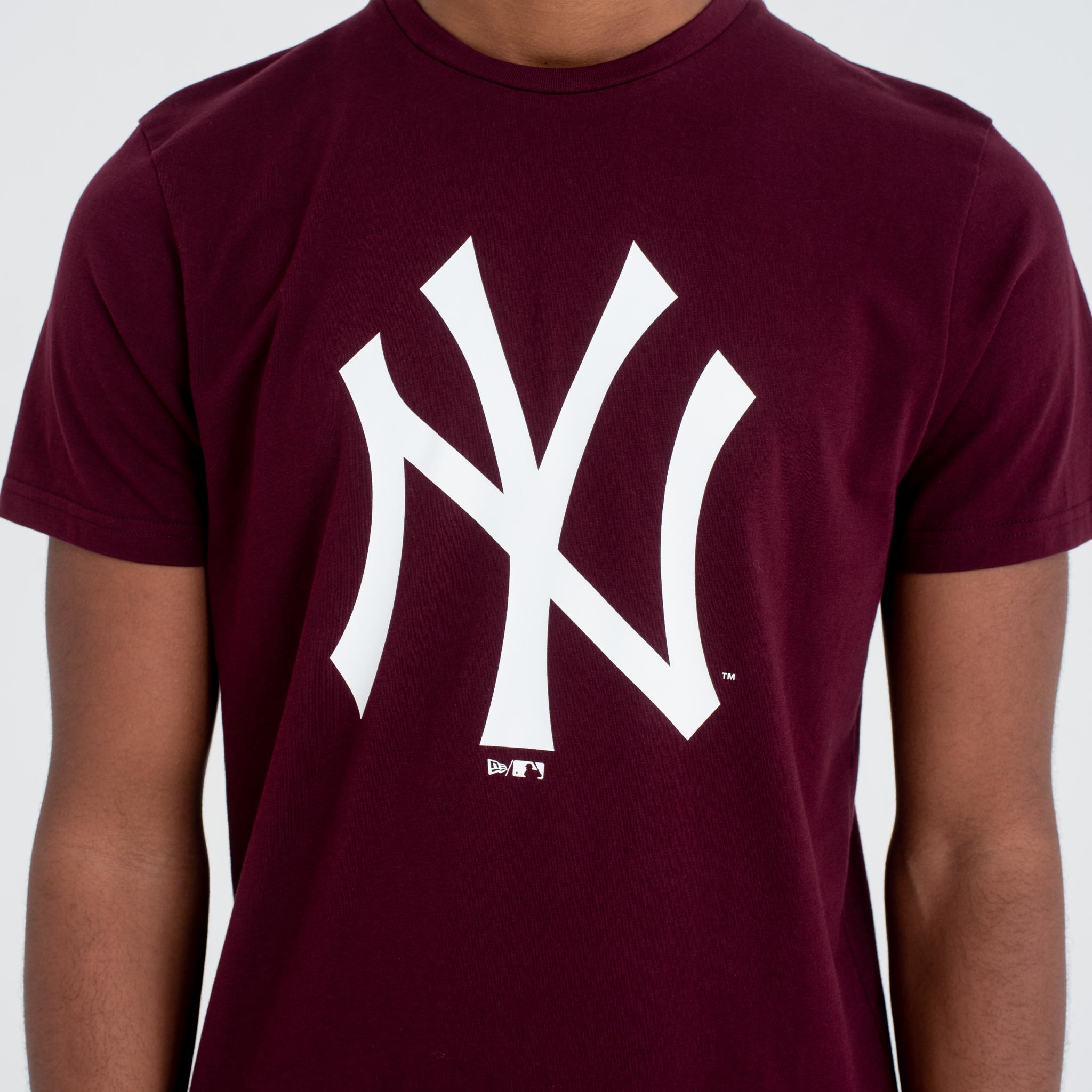 Maglia Team Logo New York Yankees New Era NEW ERA   -89515098   11863695MRN