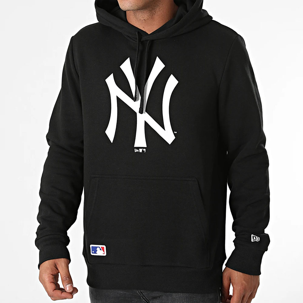 New Era Felpa New York Yankees NEW ERA | 92 | 11863701BLK