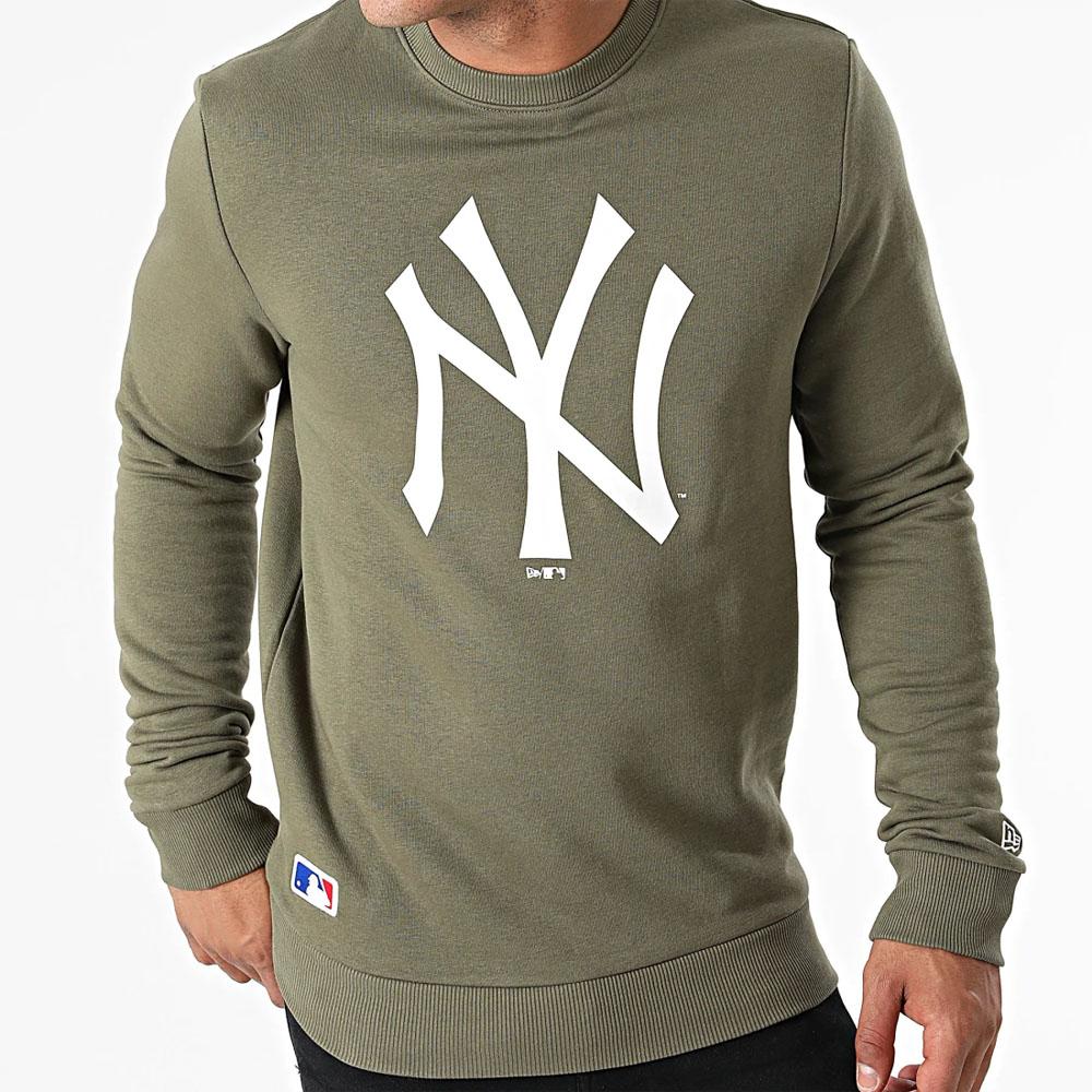 New Era Maglia Girocollo New York Yankees Team Logo NEW ERA   92   11863702NOV
