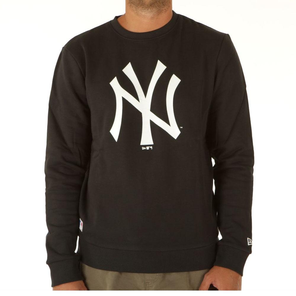 New Era Maglia Girocollo New York Yankees Team Logo NEW ERA | 92 | 11863705BLK