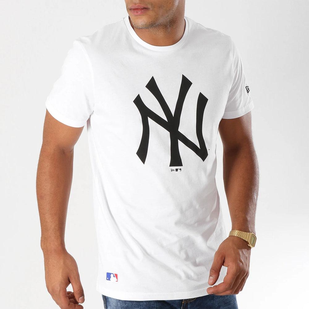 T-shirt New Era New York Yankees Team Logo NEW ERA | -89515098 | 11863818WHI